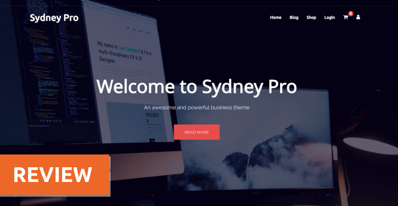 Sydney Theme Review: Crafted for Business Websites | WP
