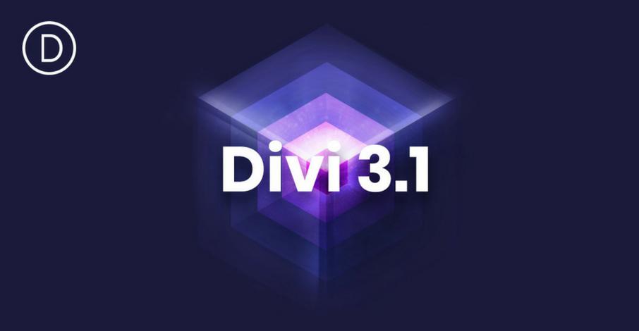 Divi 3.1 Logo